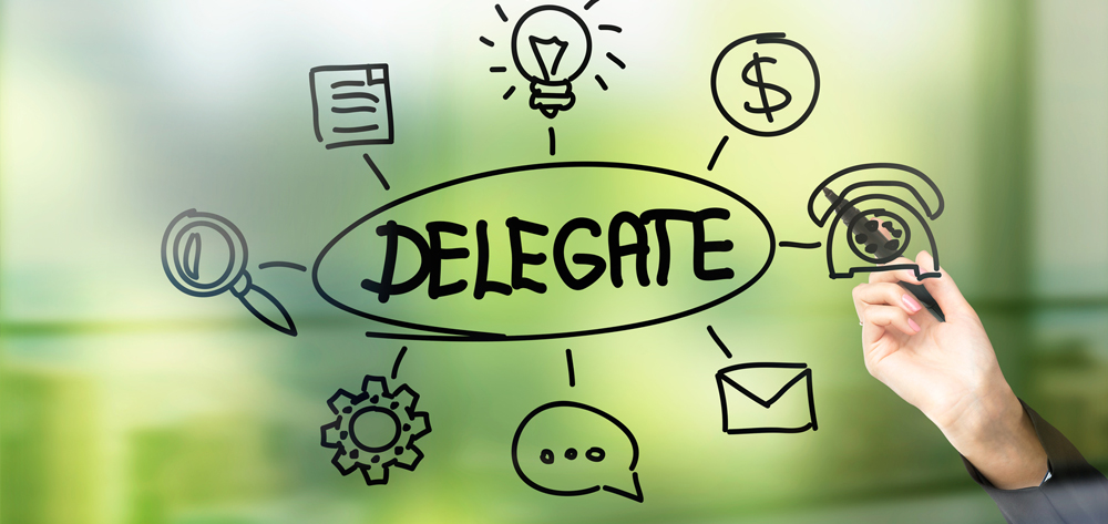 Become a master of delegation